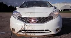 未来の車は洗車しなくてもいい?日産の汚れない塗装技術プロトタイプ動画