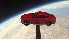 フォード マスタング 宇宙へ行くの巻