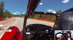 パイクスピーク2014 電気自動車改造クラス優勝 総合2位 三菱 MiEV EvolutionⅢ フルオンボード動画