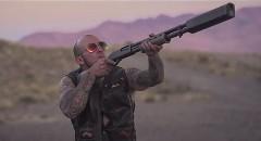 うざいドローンを撃ち落とせ!ショットガンをぶっ放すドローンハンター