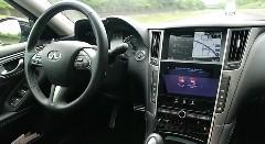 日産 スカイラインを運転手無しで高速道路を自動運転させちゃう動画