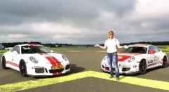 こんなに違うのかよ!ポルシェ 991 GT3 vs 997 GT3 RS 新旧GT3 加速対決動画