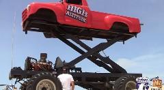 世界一車高が高いピックアップトラック