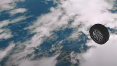 タイヤを3000m上空からスカイダイビングさせちゃうBFグッドリッチの面白CM動画
