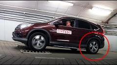 ホンダCR-Vの4WDシステムがクソすぎて使えねえ!っていう動画