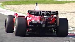 今更だけどフェラーリF1のV8 V10 V12のサウンドを聞き比べちゃう動画
