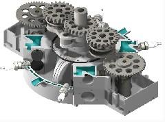 次世代エンジン「円弧動エンジン」の仕組みがよくわかる動画