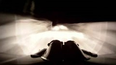 真冬の雪道ナイトラリーでまさかのクラッシュ動画
