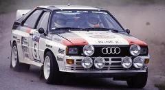 WRC アウディ クワトロの歴史がよくわかる動画