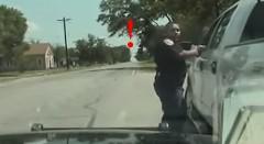 新人警官が取締中にやっちまった動画