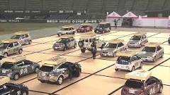電王戦×TOYOTA リアル車将棋の特別編集動画