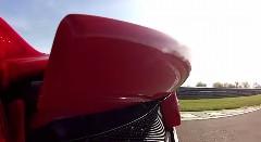 フェラーリ ラ・フェラーリのアクティブ・エアロの動きがよくわかる動画