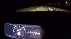 テスラ モデルS P85D の0-60mphを実際に計測してみた動画