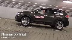 日産 エクストレイルの4WDシステムはクソ!っていう動画