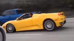 フェラーリを勝手にライバル視しちゃうチューンド CR-Xデルソルのどや顔動画