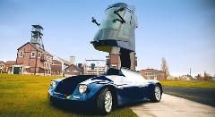 あんちゃん「見晴らし良いほうが母ちゃん運転しやすいだろ」→フランスの電気自動車 IRIS Viséo