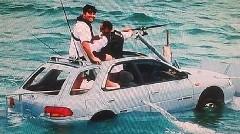 よし水陸両用インプで釣りに行こう!