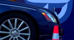 マイバッハ 57S vs アウディ S8 vs メルセデス CL63 AMG 加速対決動画