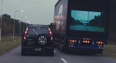 トラックを死ぬ気で追い越さなくてもよくなるかもしれない動画