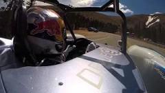 パイクスピーク2015 総合優勝 リース・ミレン 電気自動車9分7秒222 フルオンボード動画