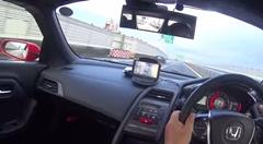 ホンダ S660 の最高速度を試してみた動画