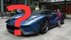 イギリス人にこのスーパーカーのメーカーがわかるか聞いてみた動画
