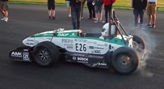 0-100km/h 1.779秒!EV世界記録達成動画
