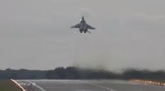 スゲー!MiG-29の垂直離陸動画