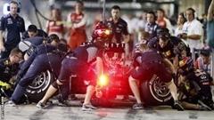 F1 ピットストップの歴史がよくわかる動画