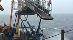 地味にスゴイ海上作業動画