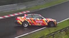 レンタカーの BMW M3 でニュルを走るよ→クラッシュ
