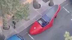 車なんて下駄だろ → ハイヒールでしたwww