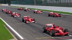個人オーナー所有のフェラーリF1を管理するコルセ・クリエンティ