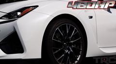 メルセデス AMG GT S vs レクサス RC F 加速対決動画