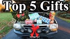 車好きに贈って喜ばれるクリスマスプレゼントはこれだ!