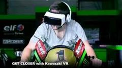 カワサキ Ninja ZX-10R をライディングしている気分になれるアプリ