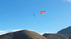 はえー!800km/hオーバーで飛ぶ世界一速いRCグライダー