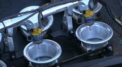 快音が気持ちいいアルファロメオ 155 DTM マシンのウォーミングアップ動画