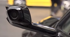 ミラーレス BMW i8 に乗ってみた動画