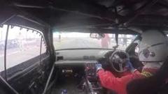 1000馬力 日産 R32 スカイライン GT-R ゼロヨンオンボード動画