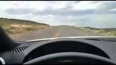 アウディTT乗りが鼻歌まじりで公道を250km/h以上で爆走しちゃう動画