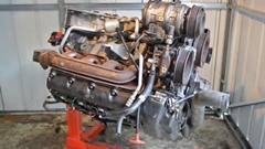 4分でわかるV8エンジンからテーブルを作る方法