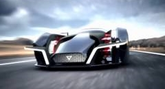 シンガポールの電動スーパーカー「デンドロビウム」イメージ動画