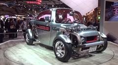 時代に逆行しているように見えて実は未来的なトヨタ  KIKAI の面白さがよくわかる動画