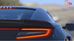 新型ホンダ NSX をサーキットで走らせてみた動画