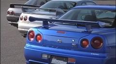 日産 R34 スカイライン GT-R 動力性能テスト動画