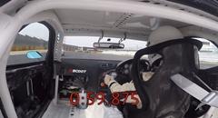 4ローターRX-7 の筑波サーキットオンボード動画