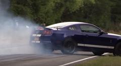 トラコンオフの危険さを身をもって教えてくるフォード マスタング シェルビー GT500