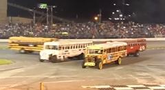スクールバスの8の字レースが最高に面白い!