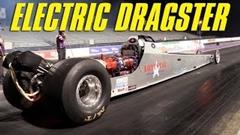 静かすぎる電動ドラッグスターのドラッグレース動画